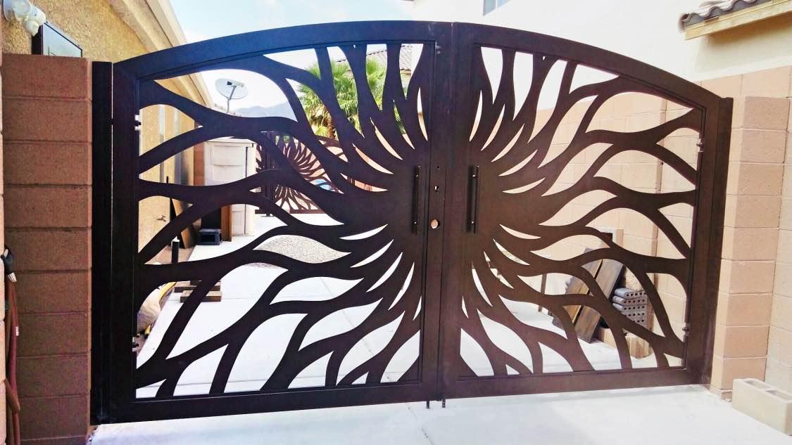 Art In Iron Ornamental Custom Iron Work Las Vegas Nv