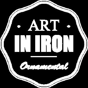 Art-In-Iron Logo